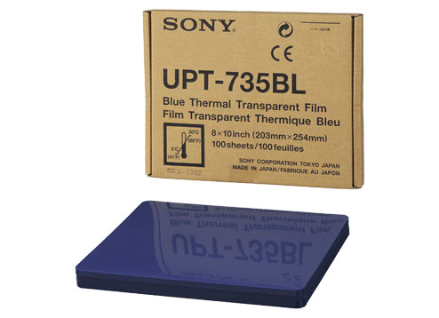 Videoprinter folija