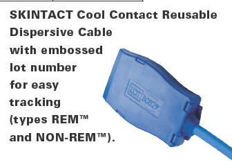 Priključna ščipalka za nevtralno elektrodo